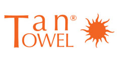 Logos-Tan-Towel