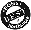 Best of North Shore logo