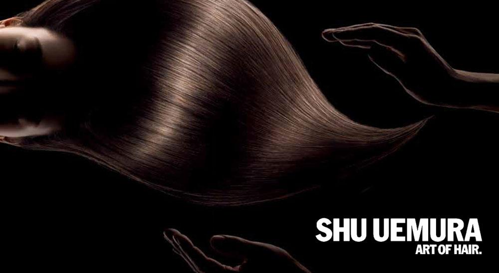 Shu Uemura Art of Hair Header