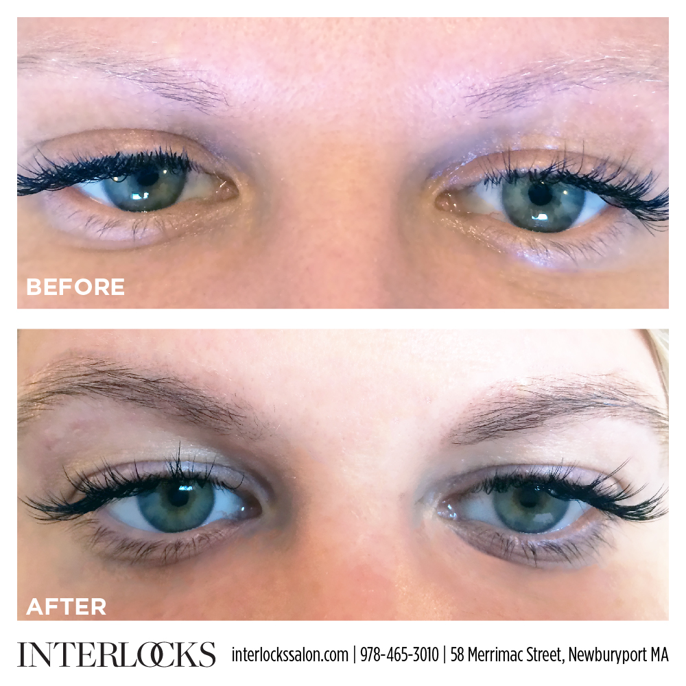 Lash Brow Tinting Is Back Interlocks Salon Medspa Wellness