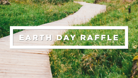 earth day raffle