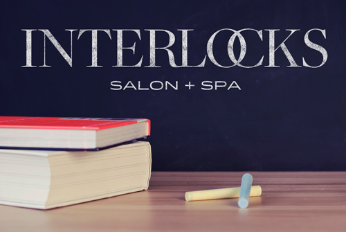 INTERLOCKS Chalkboard