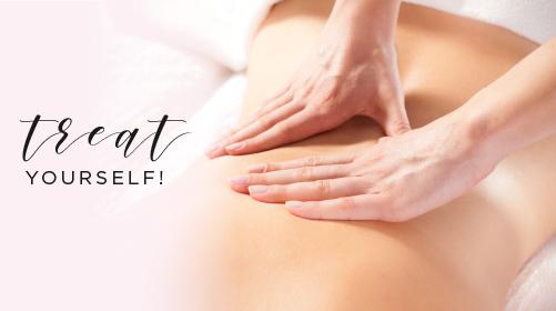 Treat Yourself INTERLOCKS Massage