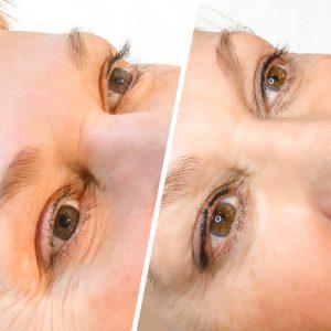 top eyeliner by Heidi