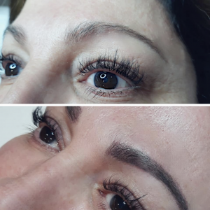 Eyebrow Touch Up by Heide